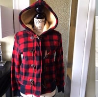 ROOTS Canada Wool Sweater Size Small Brant, N0J