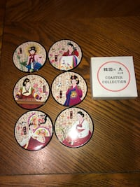 Korean Genre Picture  Coaster Toronto, M4M 2N7