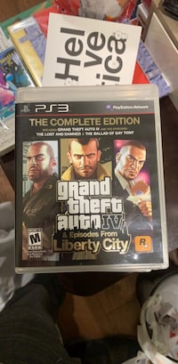Grand Theft Auto IV: The Complete Edition Washington, 20016