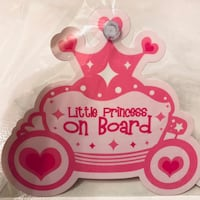 Little Princess On Board Sign Hougang, 530971