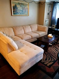 5 seater L couch  Toronto, M1P 4V9