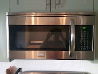 stainless steel and black microwave oven Hollywood, 33021