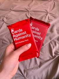 Cards Against Humanity Holiday Packs Toronto
