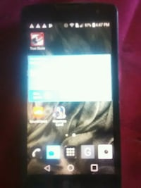 black Samsung Galaxy android smartphone Rochester, 14609