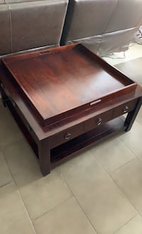 2 piece coffee table with end table Edmonton, T5Y 0G2