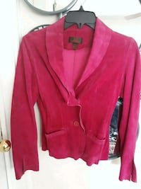 Pink  suede jacket Fort Erie, L0S 1B0