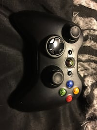 Black xbox 360 game controller Dartmouth, B3B 1K1