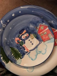 Snowman dishes  Las Vegas, 89123