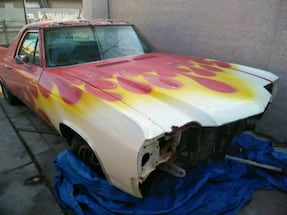 Chevrolet -  El Camino - 1971 with title on one