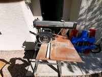Dewalt radial saw from the 60s saw only  Las Vegas, 89130