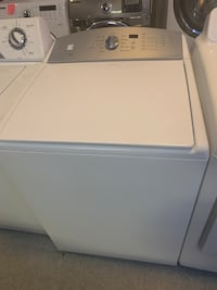Kenmore top load washer working perfectly with 4 month warranty  Baltimore, 21223