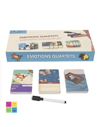 Emotions Quartets - Expanding, Identifying, Enhancing and Developing  Roselle, 60172