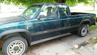 Dodge - Dakota Club Cab LE- 1993