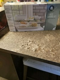 MOVING SALE-ASAP NEEDS TO BE PICKED UP TODAY $ 25 7PC SERVING SET BNIB Brampton, L6Y 5W8
