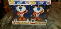 "Tony The Tiger 10""inch funko pops $80 EACH  Toronto, M1L 2T3"