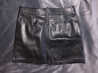 Guess Black Leather Skirt Women's Size 2 Cambridge, N3C 2A9
