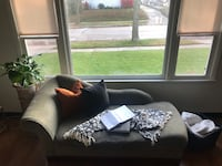 Couch, fainting couch and ottoman West Allis, 53227