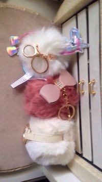Puffy Keychains ($10 For All) Edmonton, T6E 0M1