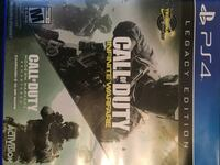 Call of duty infinite warfare ps4 game Reading, 19602