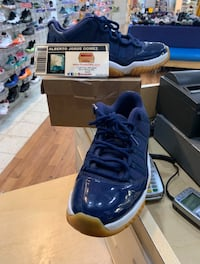 Air Jordan 11 Low Midnight Navy Size 11 Silver Spring, 20902