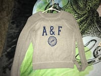 abercrombie and fitch sweatshirt. small Wise, 24293