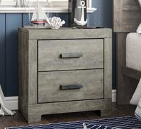 Single Gray nightstand Fairfax, 22033