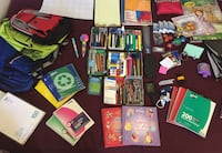 School supplies from A to Z Edmonton