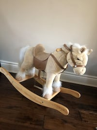 Rocking Horse with Movement