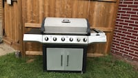 gray and black gas grill Kitchener, N2H 4J6