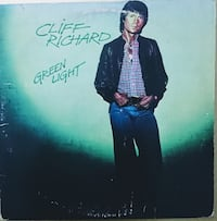 Cliff Richard ‎– Green Light (PLAK)