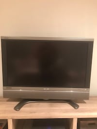 37inch Sharp Aquos comes with swivel stand Toronto, M4R 1R7