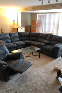 Sectional and recliner Alexandria, 22304