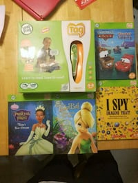 Leap frog Tag Reading system Wake Forest, 27587