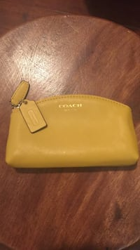 Brand new Coach leather Coin purse wallet Rodeo, 94572