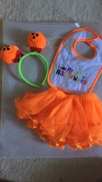 Baby Halloween outfit Toronto, M2J 4P9