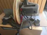 Compound miter saw  12 inch