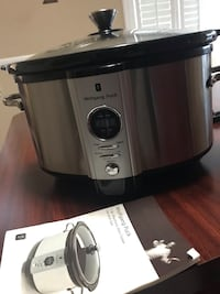 Wolf Gang Puck 7Qt. Electronic slow cooker