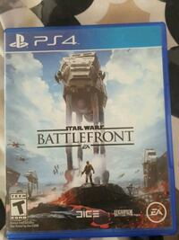 Ps4 star wars Battle Front Silver Spring, 20902