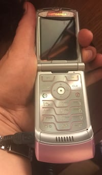 Gray and white nokia candybar phone, doesn't work with SIM card  North Vancouver, V7K 2H4