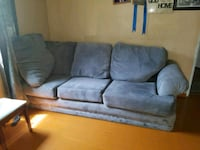 Gray couch Los Angeles, 90066