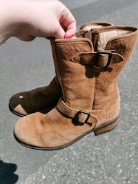 Gorgeous Ugg Boots size 9 Abbotsford, V2S 1M6