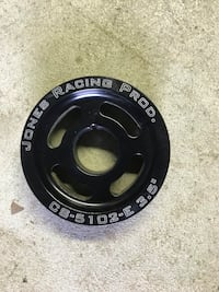 Jones's Racing Crank Pulley Paulsboro, 08066