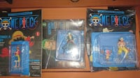 one piece action figure NUOVE Roma