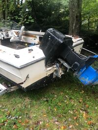 19 foot bow rider outboard New City, 10956
