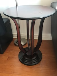 Bombay Solid Wood End Table, Great Condition! Oakville, L6H 7G4