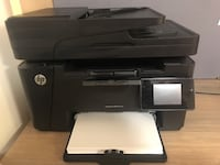 Printer with toner and paper Edmonton, T5K 1Y4