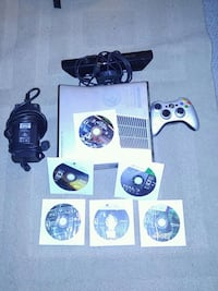 Xbox 360 Limited Halo Reach Edition w/Kinect+games Silver Spring, 20904