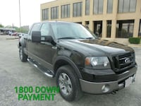Ford - F-150 - 4x4 .2007 with 1800 of down payment San Antonio