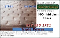 Carpet cleaning, tile cleaning, mattress, upholstery