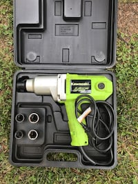 Impact gun in case like new Virginia Beach, 23455